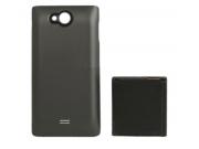 Усиленная батарея-аккумулятор большой ёмкости 3500 mAh для телефона LG Spirit H422 / H420/ H440Y+ задняя крышк..
