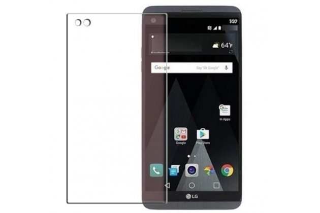 "Фирменная оригинальная защитная пленка для телефона LG V20 5.7"" глянцевая"