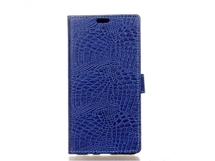 Фирменный чехол-книжка с подставкой для LG X style K200DS / LG X Skin 5.0