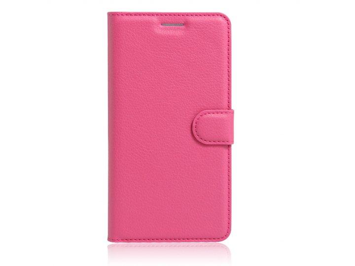 Фирменный чехол-книжка для LG X style K200DS / LG X Skin 5.0