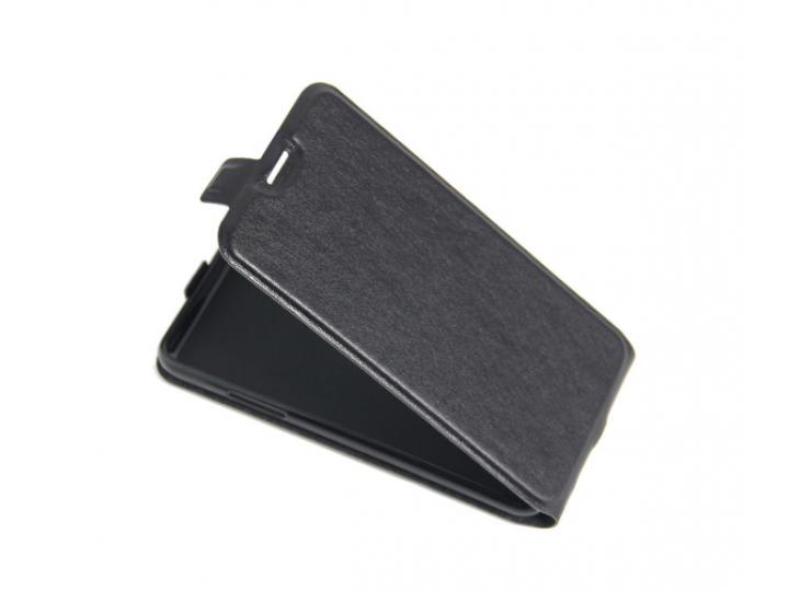 Фирменный оригинальный вертикальный откидной чехол-флип для LG X style K200DS / LG X Skin 5.0