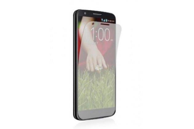 Фирменная оригинальная защитная пленка для телефона LG X cam K580DS 5.2 глянцевая