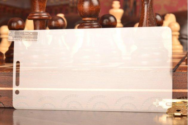 """Фирменное защитное закалённое противоударное стекло премиум-класса из качественного японского материала с олеофобным покрытием для телефона LG Bello 2/ Prime 2 X155 5.0"""""""