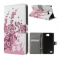 Фирменный уникальный необычный чехол-книжка для LG Bello 2/ Prime 2 X155 5.0