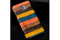 """Фирменная неповторимая экзотическая панель-крышка обтянутая кожей крокодила с фактурным тиснением для LG G4 Beat / G4s тематика """"Африканский Коктейль"""". Только в нашем магазине. Количество ограничено."""