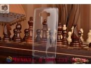 Фирменная ультра-тонкая полимерная из мягкого качественного силикона задняя панель-чехол-накладка для  LG G4 B..