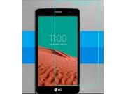 Фирменная оригинальная защитная пленка для телефона LG Max X155 5.0