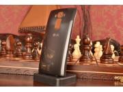 Родная оригинальная задняя крышка-панель которая шла в комплекте для LG G Flex 2 (H959) 5.5