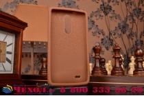 """Фирменная необычная уникальная полимерная мягкая задняя панель-чехол-накладка для LG G3 /G3 Dual LTE D855/D856/D858/F400/F460/D830/VS985 5.46"""" """"тематика Андроид в Темном  Шоколаде"""""""
