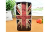 """Фирменная необычная уникальная пластиковая задняя панель-чехол-накладка для LG Google Nexus 5 D821 """"тематика Британский флаг"""""""