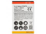 Усиленная батарея-аккумулятор большой ёмкости 1900mAh для телефона  LG Optimus L4 II E440/Optimus L5 II E460/O..