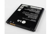 Фирменная аккумуляторная батарея 1830mAh BL-49KH на телефон LG Optimus True HD LTE P936 + гарантия