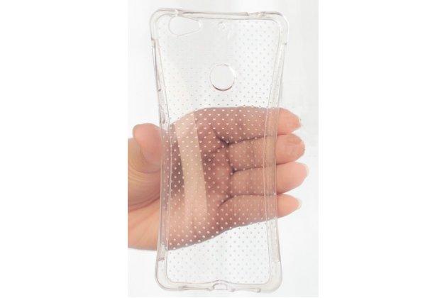 Фирменная ультра-тонкая полимерная силиконовая мягкая задняя панель-чехол-накладка для LeEco (LeTV) Le 2 PRO прозрачная