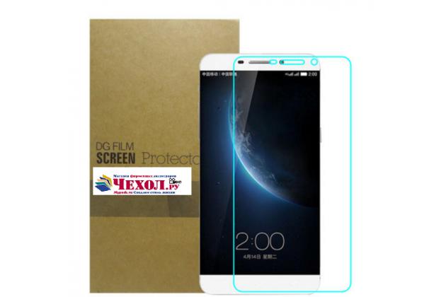 Фирменное защитное закалённое противоударное стекло премиум-класса из качественного японского материала с олеофобным покрытием для телефона LeEco (LeTV) One PRO X800 4/32Gb