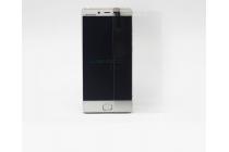 Фирменное защитное закалённое противоударное стекло премиум-класса из качественного японского материала с олеофобным покрытием для телефона Leagoo Elite 1