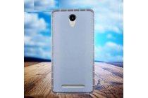 Фирменная ультра-тонкая полимерная из мягкого качественного силикона задняя панель-чехол-накладка для Leagoo Z5 белая