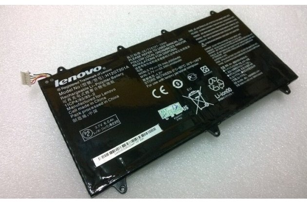 Фирменная аккумуляторная батарея  6000mAh H12GT201A  на планшет Lenovo IdeaTab Ideapad A2109 + инструменты для вскрытия + гарантия