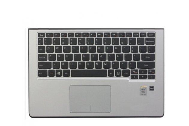 """Фирменная ультра-тонкая силиконовая накладка на клавиатуру для Lenovo Miix 700 m7 / m3 / Miix 4 12"""""""