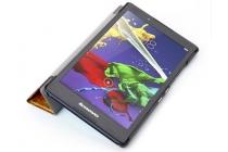 """Фирменный необычный чехол для Lenovo Tab 3 TB3-850F/M 8.0"""" (ZA180028RU / ZA180059RU) """"тематика Эклектические узоры"""""""