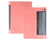 Фирменный чехол с красивым узором для планшета Lenovo Yoga Tablet 10 3 16Gb 4G (YT3-X50M/X50L/ZA0K0006RU) 10.1..