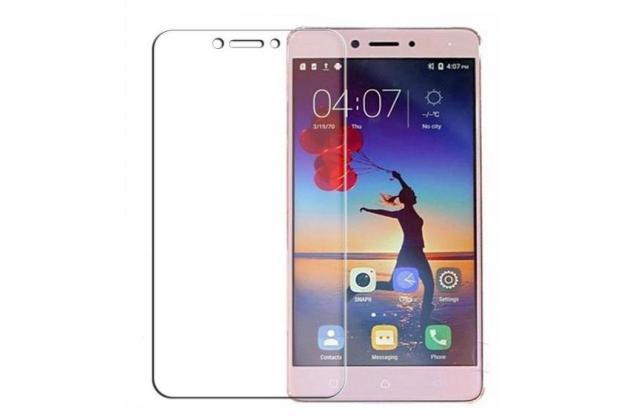 """Фирменная оригинальная защитная пленка для телефона  Lenovo К6 Note 5.5"""" глянцевая"""