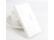 Фирменный чехол-книжка из качественной импортной кожи с мульти-подставкой застёжкой и визитницей для Lenovo A1..