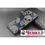 Фирменная уникальная задняя панель-крышка-накладка из тончайшего силикона для Lenovo A5600 / A5860 / A5890 ( 5..