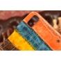 Фирменная неповторимая экзотическая панель-крышка обтянутая кожей крокодила с фактурным тиснением для Lenovo K..