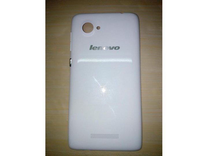 Родная оригинальная задняя крышка-панель которая шла в комплекте для Lenovo A889 / A880 6.0