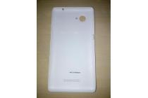 """Родная оригинальная задняя крышка-панель которая шла в комплекте для Lenovo A889 / A880 6.0""""  белая"""