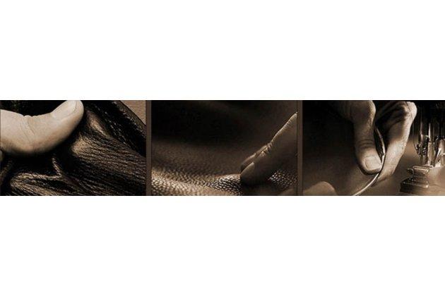 """Фирменный чехол-книжка для  Lenovo K5 Note  (K52t38 / K52e78) 5.5"""" с визитницей и мультиподставкой коричнево-черный кожаный"""