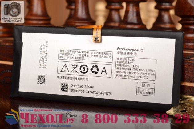 Фирменная аккумуляторная батарея BL-207 2500mAh на телефон Lenovo K900 + инструменты для вскрытия + гарантия