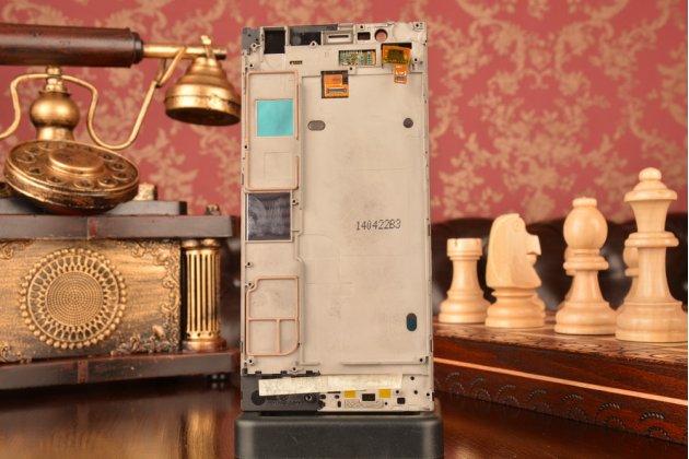 Фирменный LCD-ЖК-сенсорный дисплей-экран-стекло с тачскрином на телефон Lenovo K900 черный + гарантия