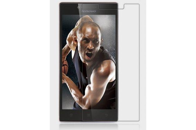 Фирменная оригинальная защитная пленка для телефона Lenovo P70 глянцевая
