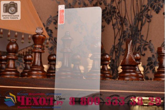Фирменное защитное закалённое стекло премиум-класса из качественного японского материала с олеофобным покрытием для Lenovo S580