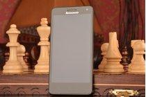 Фирменный LCD-ЖК-сенсорный дисплей-экран-стекло с тачскрином на телефон Lenovo S660 черный + гарантия