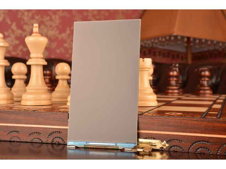 Фирменный LCD-ЖК-сенсорный дисплей-экран-стекло с тачскрином на телефон Lenovo Sisley S90 белый + гарантия..