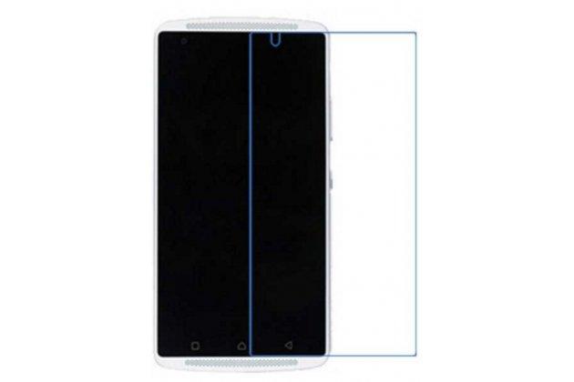 "Фирменная оригинальная защитная пленка для телефона Lenovo Vibe Х3/ X3c50/ X3c70 5.5"" глянцевая"