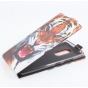 Фирменный вертикальный откидной чехол-флип для Lenovo Vibe Х3/ X3c50/ X3c70 5.5