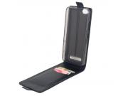 Фирменный вертикальный откидной чехол-флип для Lenovo Vibe C (A2020 / A2020a40 Dual Sim /A3910 ) 5.0