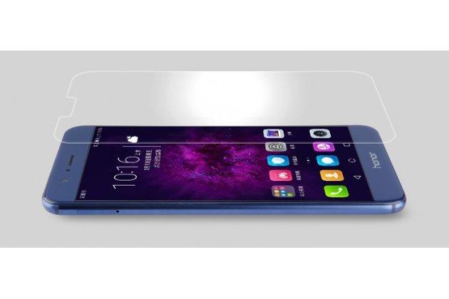 Фирменная оригинальная защитная пленка для телефона Huawei Honor 8 Pro 5.7/Huawei Honor V9 5.7(DUK-AL20)  глянцевая