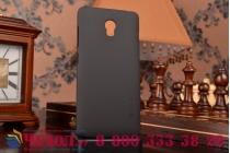 """Фирменная задняя панель-крышка-накладка из тончайшего и прочного пластика для Lenovo Vibe P1 / P1 Pro (C72) 5.5"""" черная"""