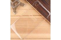 """Фирменная задняя панель-крышка-накладка из тончайшего и прочного пластика для Lenovo Vibe P1 / P1 Pro (C72) 5.5"""" прозрачная"""