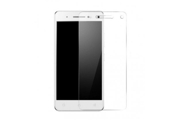 Фирменная оригинальная защитная пленка для телефона Lenovo Vibe S1 глянцевая