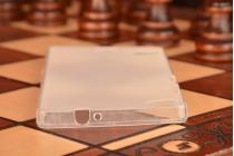 Фирменная ультра-тонкая полимерная из мягкого качественного силикона задняя панель-чехол-накладка для Lenovo Vibe X2 Pro белая