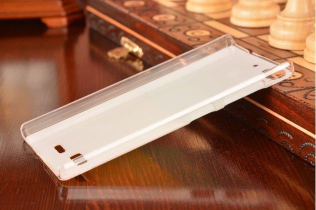 """Фирменная необычная уникальная пластиковая задняя панель-чехол-накладка для Lenovo VIBE X2 """"тематика Радуга"""""""