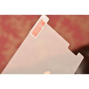 """Фирменное защитное закалённое противоударное стекло премиум-класса из качественного японского материала с олеофобным покрытием для телефона Lenovo Vibe Х3/ X3c50/ X3c70 5.5"""""""