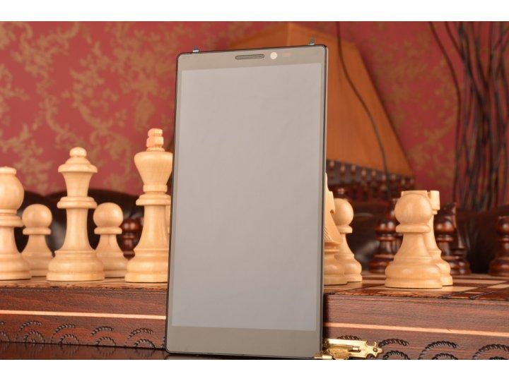 Фирменный LCD-ЖК-сенсорный дисплей-экран-стекло с тачскрином на телефон Lenovo Vibe Z2 Pro K920 черный + гаран..