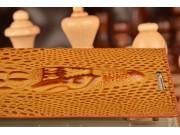 Фирменный роскошный эксклюзивный чехол с объёмным 3D изображением кожи крокодила коричневый для Lenovo Vibe Z2..