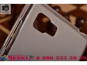 Фирменная ультра-тонкая полимерная из мягкого качественного силикона задняя панель-чехол-накладка для  Lenovo ..